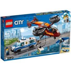 LEGO® LE60209 - Luchtpolitie diamantroof