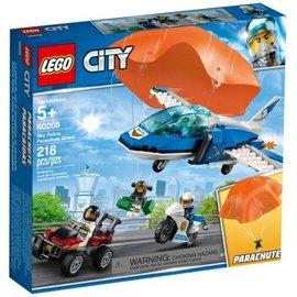 LEGO® LE60208 - Luchtpolitie parachute-arrestatie