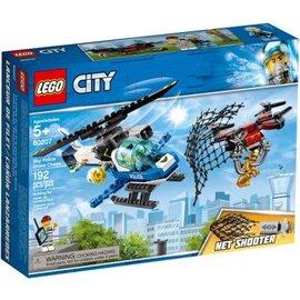 LEGO® LE60207 - Luchtpolitie drone-achtervolging