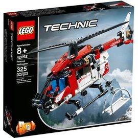 LEGO® LE42092 - Reddingshelicopter