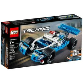 LEGO® LE42091 - Politie achtervolging