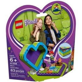 LEGO® LE41358 - Mia's hartvormige doos