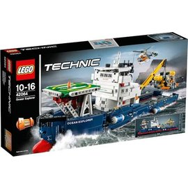 LEGO® LE42064 - Oceaanonderzoeker