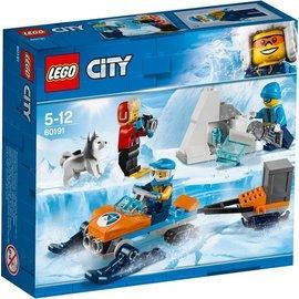 LEGO® LE60191 - Poolonderzoekersteam