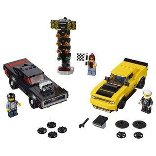LEGO® LE75893 - Dodge Challenger en Dodge Charger