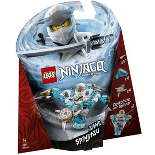 LEGO® LE70661 - Spinjitzu Zane
