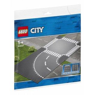 LEGO® LE60237 - Bochten en kruising