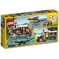 LEGO® LE31093 - Woonboot aan de rivier