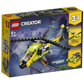 LEGO® LE31092 - Helikopter avontuur