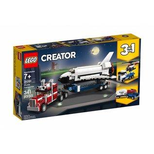 LEGO® LE31091 - Spaceshuttle transport