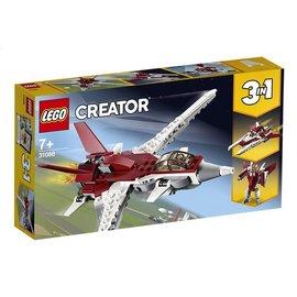 LEGO® LE31086 - Futuristisch vliegtuig