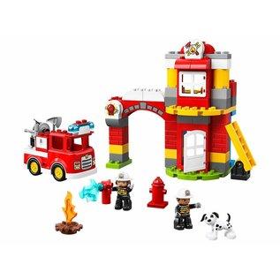 LEGO® LD10903 - Brandweerkazerne