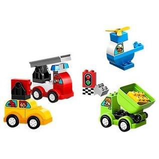 LEGO® LD10886 - Mijn eerste auto creaties