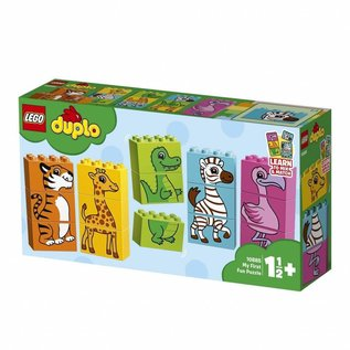 LEGO® LD10885 - Mijn eerste leuke puzzel