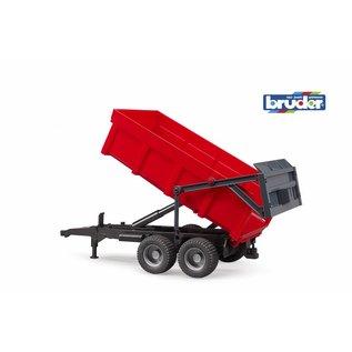 Bruder BF2211 - Kiep trailer