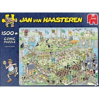 Jumbo PU19088 - Jan van Haasteren: Highland Games