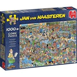 Jumbo PU19199 - Jan van Haasteren: De drogisterij (1000 St.)