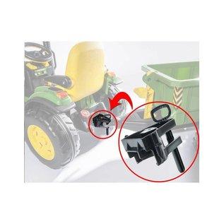 Rolly Toys RT40991 - Adapter/Trekhaak voor Peg Perego voertuigen