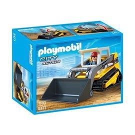 Playmobil pl5471 - Rups Bulldozer