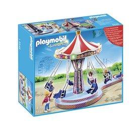Playmobil pl5548 - Zweefmolen met verlichting