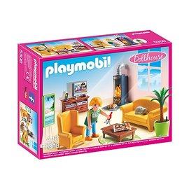 Playmobil pl5308 - Woonkamer met kachel