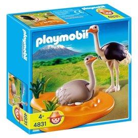 Playmobil pl4831 - Struisvogelnest