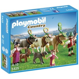 Playmobil pl5425 - Traditionele afdaling in de alpen