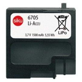 Siku SK6705 - Power-Accu 1500 Ma(voor art. 6721/6725)