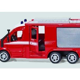 Siku 1:50 Mercedes Benz sprinter 6 x6 Feuerwehr