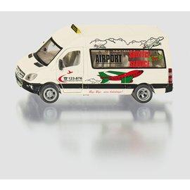 Siku SK1938 - 1:50 Airport Taxi bus