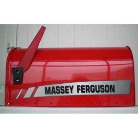 Amerikaanse Brievenbus Massey Ferguson brievenbus