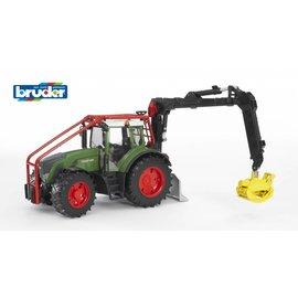 Bruder BF3042 - Fendt 936 bosbouwtractor met bomengrijper