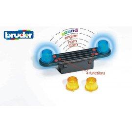 Bruder BF2801 - Licht- en geluidmodule (trucks)