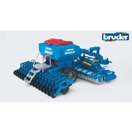 Bruder BF2026 - Lemken Solitair 9 zaaimachine