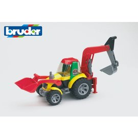 Bruder BF20105 - Shovel met Graafmachine