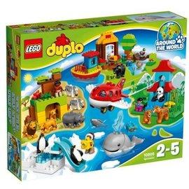 LEGO® LD10805 - Rond de Wereld