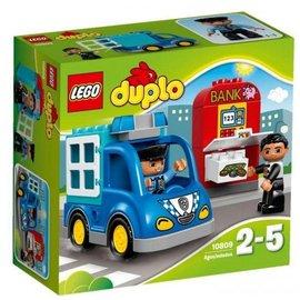 LEGO® LD10809 - Politiepatrouille