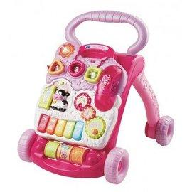 Vtech VT77072 - Vtech Baby walker roze (6+ mnd)
