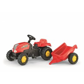 Rolly Toys RT012121 - Rollykid X Rood