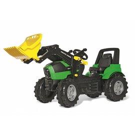 Rolly Toys Farmtrac Deutz-Fahr met voorlader