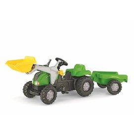 Rolly Toys Rollykid X groen met voorlader