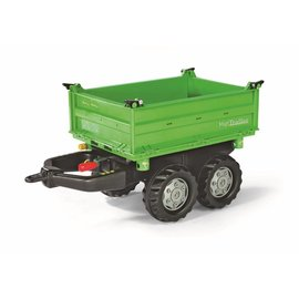 Rolly Toys Megatrailer Deutz