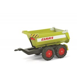 Rolly Toys Halfpipe Claas