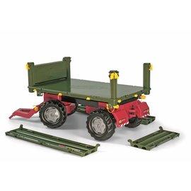 Rolly Toys Multitrailer 2 assen