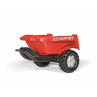 Rolly Toys Kipper rood