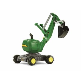 Rolly Toys RT421022 - Rolly digger John Deere