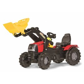 Rolly Toys Farmtrac Case Puma met voorlader
