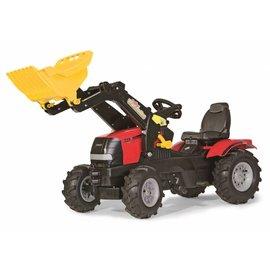 Rolly Toys Farmtrac Case Puma met voorl. en luchtbanden