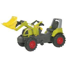 Rolly Toys Farmtrac ClaasArion 640 met voorlader - 710232