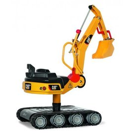 Rolly Toys RT513215 -Rolly Digger CAT op rupsbanden
